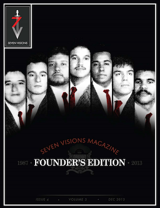 7 Visions Magazine Founders Edition